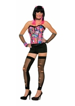 Sugar Vibe Women Candy Corset