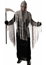 Haunted Reaper Robe Men Halloween Costume