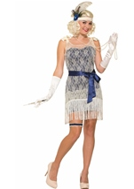 Gold Coast Socialite 20s Roaring Women Costume