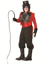 Ring Master Wicked Twisted Men Costume