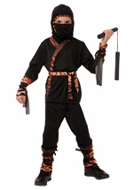 Tiger Ninja Boys Costume