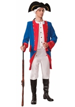Deluxe Colonial General Men Colonial Costume