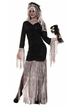 Haunted Reaper Bride Women Halloween Costume