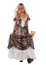 Hunting For Love Bride Women Costume