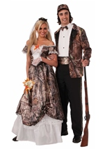 Hunting For Love Bride Women Halloween Costume