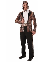 Hunting For Love Groom Men Costume