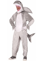 Shark Adult Mascot Costume