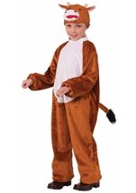 Cow Kids Unisex Animal Costume