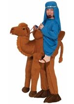 Camel Ride On Kids Animal Costume