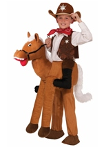 Ride a Horse Kids Deluxe Costume