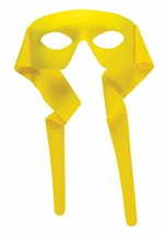 Hero Adult Mask Yellow
