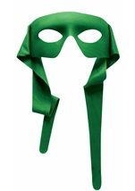 Hero Adult Mask Green