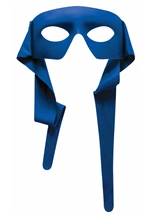 Hero Adult Mask Blue
