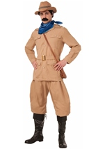 Theodore Roosevelt Patriotic Men Costume