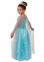 Snow Queen Princes Krystal Girls Deluxe Halloween Costume