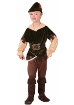 Archer Woodsman Boys Costume
