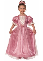 Victorian Rose  Girls Costume