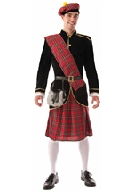 Scotsman Men Costume
