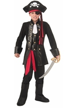 Seven Seas Pirate Boys Buccaneer Costume