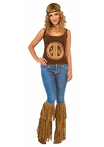 Hippie Fringed Boot Tops