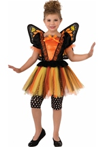 Monarch Girls Butterfly Costume