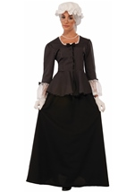 Martha Washington Patriotic Woman Costume