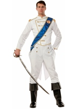 Charming Prince Men Costume