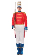 Toy Soldier Men Costume