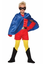 Hero Cape Kids Blue