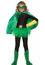 Hero Capes Kids Green