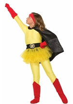 Hero Capes Kids Black