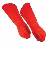 Hero Gauntlet Adult Gloves Red