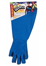 Hero Gauntlet Kids Gloves  Blue