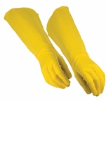 Hero Gauntlet Kids Gloves Yellow