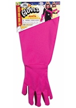 Hero Gauntlet Kids Gloves Pink