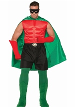 Hero  Boxer Shorts Adults Black