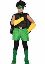 Hero  Kids Shorts Green
