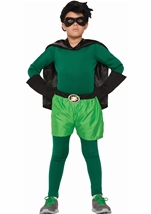 Hero Shirt Kids Green