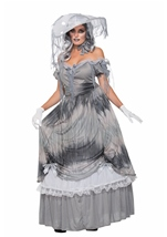 Zombie Dead Bride Woman Costume
