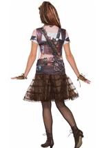 Steampunk Woman 3D Shirt