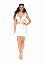 Caesars Delight Women Costume