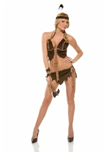 Tribal Treat Sexy Indian Women Costume