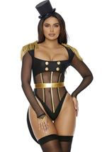 Adult Follow Ringleader Woman Costume