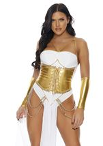 Feeling Godly Goddess Woman Costume