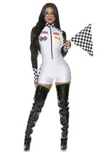 Start Your Engines Racer Woman Costume