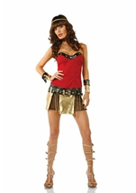 Ready For War Sexy Warrior Women Costume