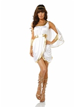 Immortal Beauty Women Goddess Costume