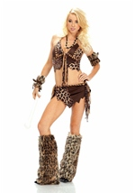 B.C Cavewoman Beauty Costume
