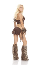 B.C Cavewoman Beauty Halloween Costume