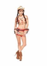 Round Em Up Cowgirl Costume